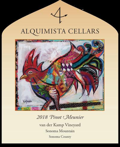 2018 van der Kamp Vineyards Pinot Meunier