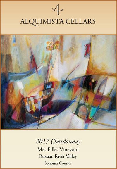 2017 Mes Filles Vineyard Chardonnay