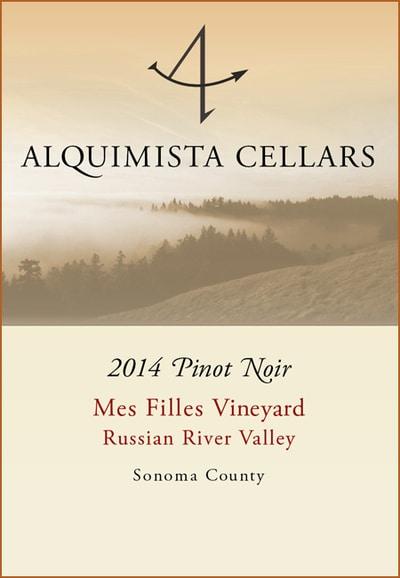 2014 Mes Filles Vineyard Pinot Noir