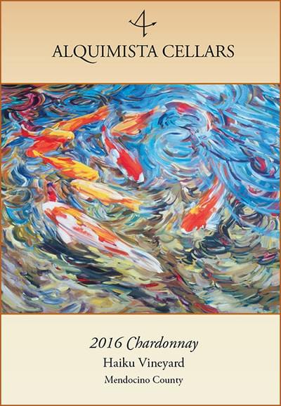 2016 Haiku Vineyard Chardonnay