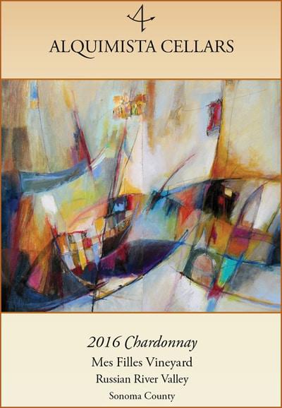 2016 Mes Filles Vineyard Chardonnay