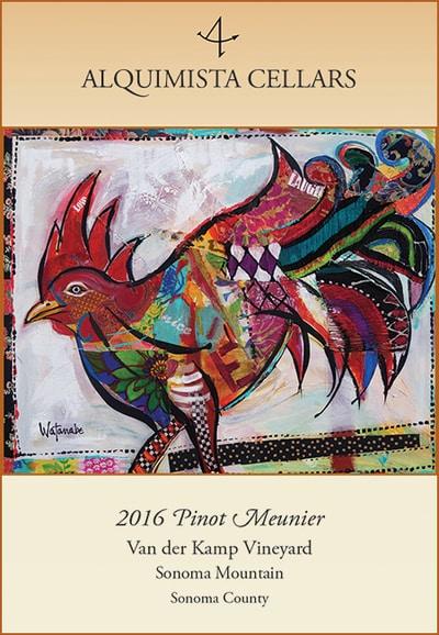 2016 van der Kamp Vineyard Pinot Meunier